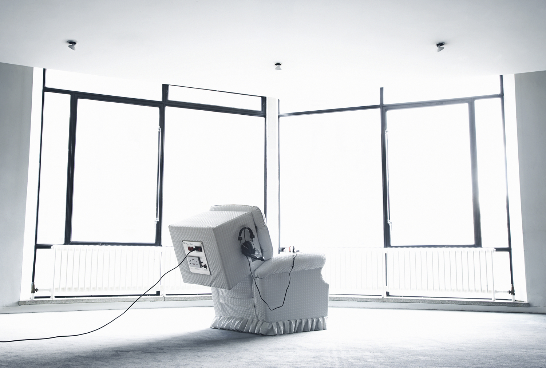 2- the soyuz chair- 2009
