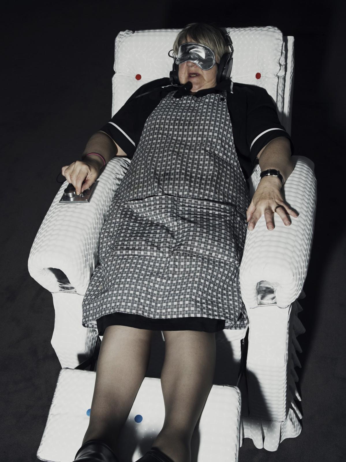 the soyuz chair 4- credit photo nick ballon